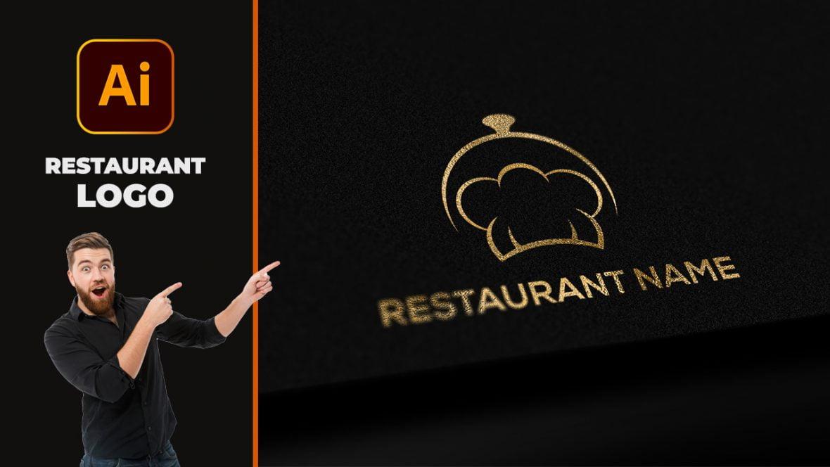 Restaurant Chef Logo Design Template