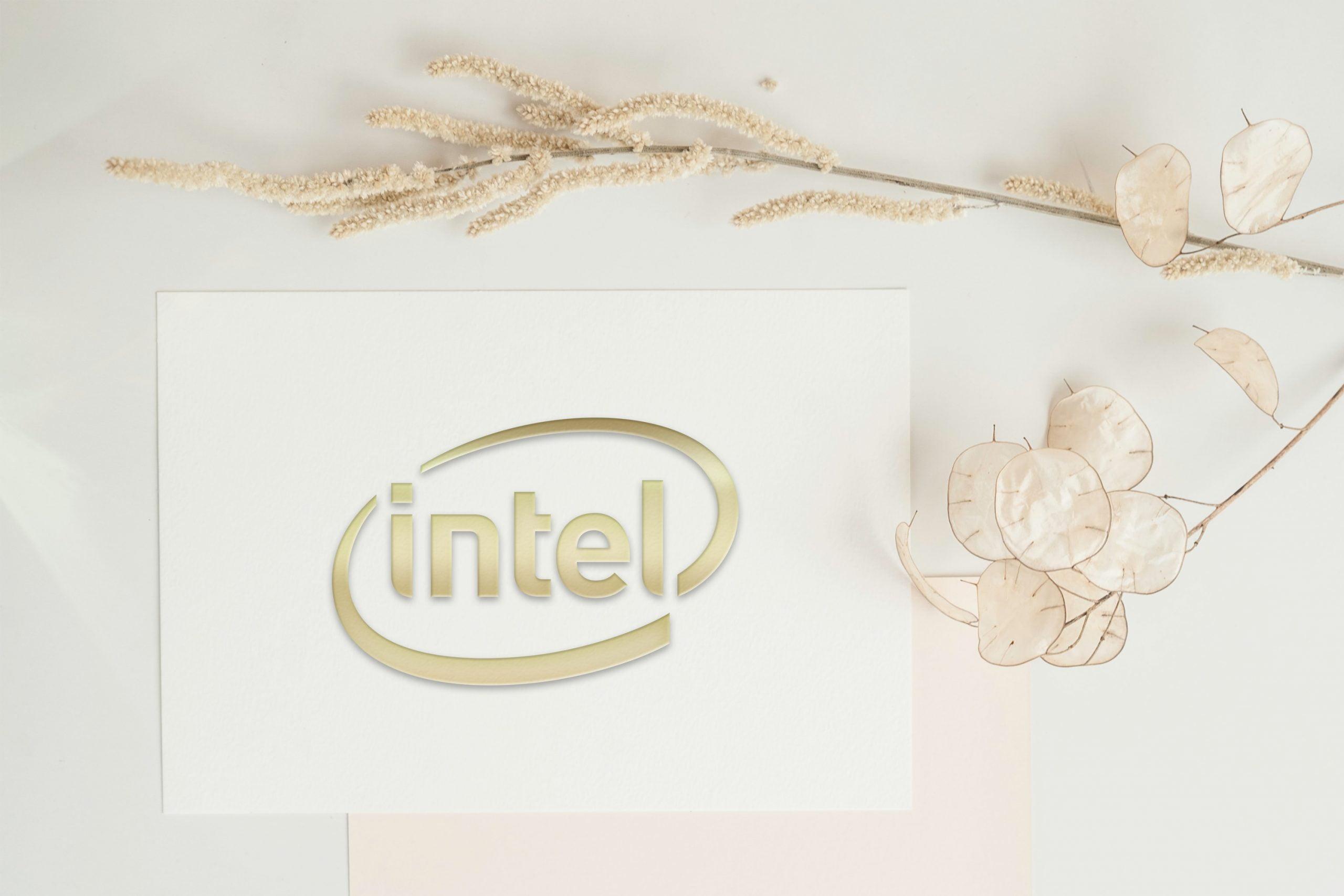 3D Embossed Golden Logo Card Mockup Template