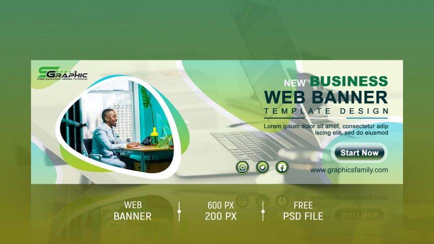 Business Website Banner Design