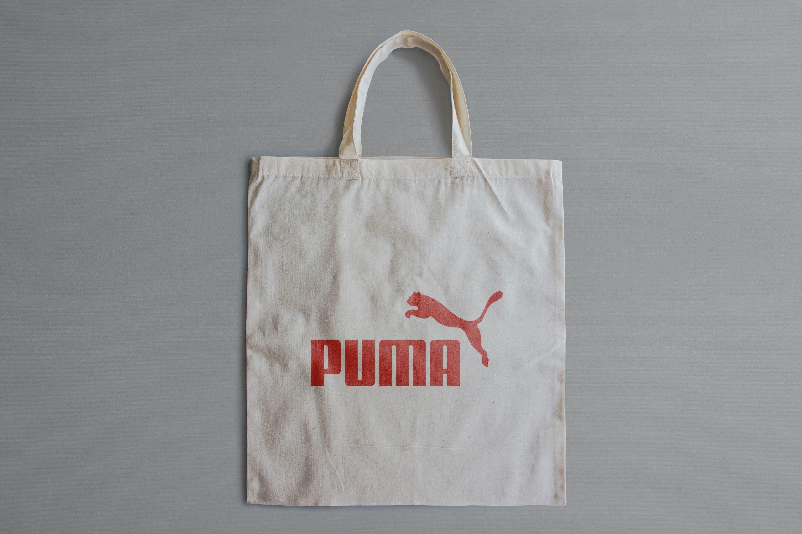 Cloth Bag Logo Mockup Download