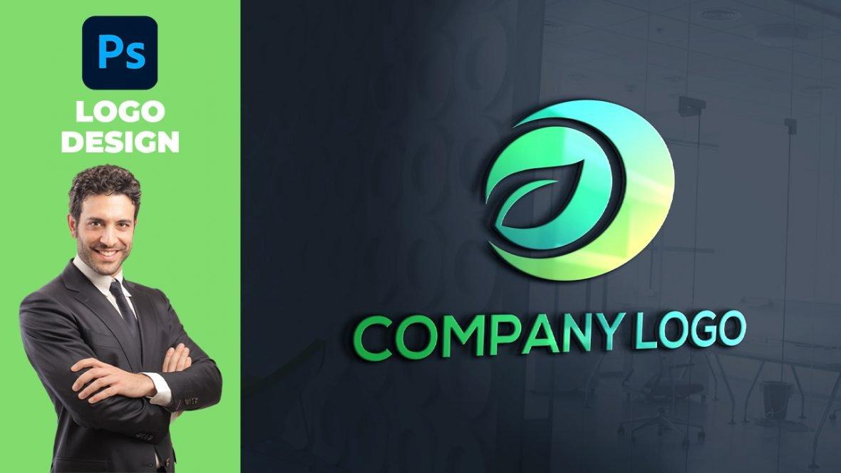 Ecology Green Leaf Logo Design Vector