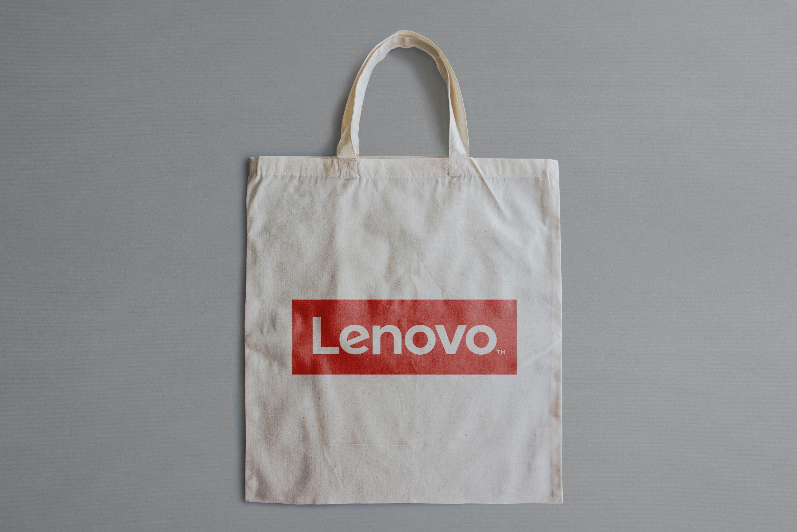 Free Download Cloth Bag Logo Mockup
