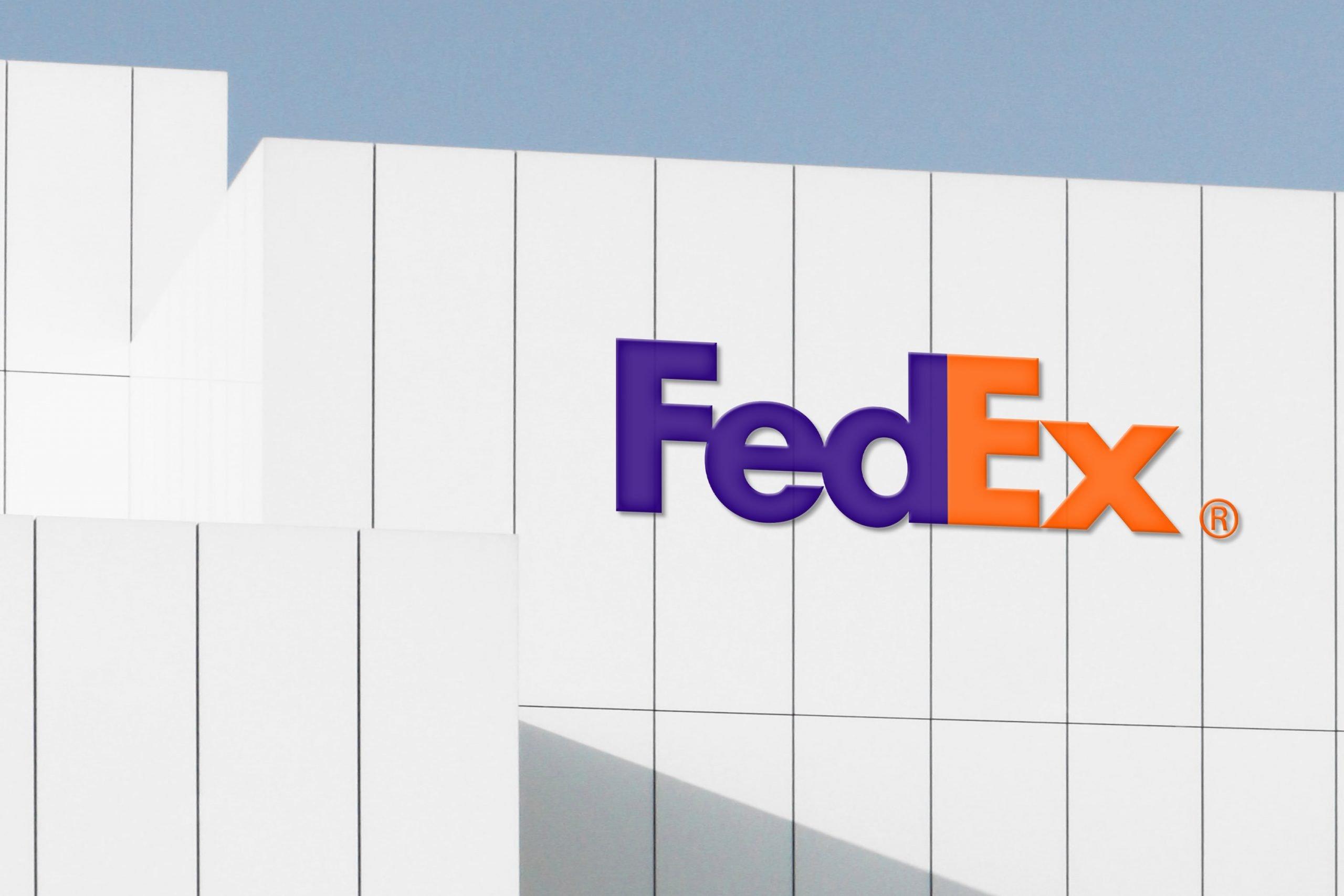 Elegant Business Building Logo mockup download