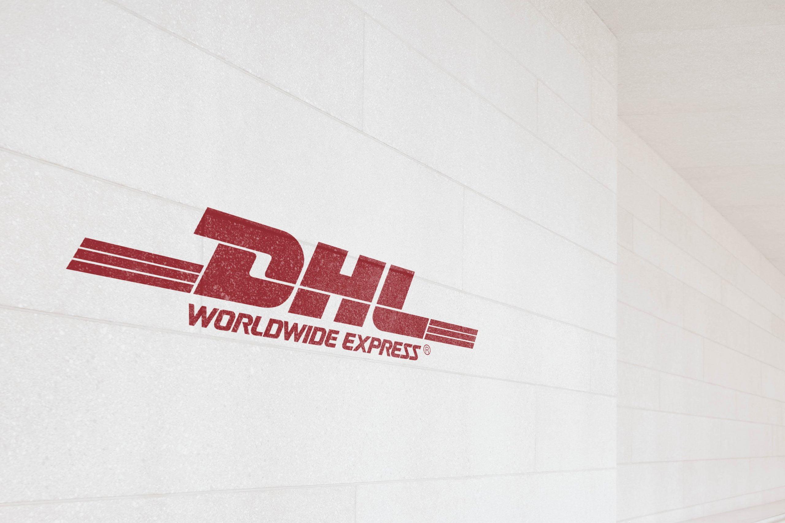 Free Download Minimal Clean White Wall Logo Mockup