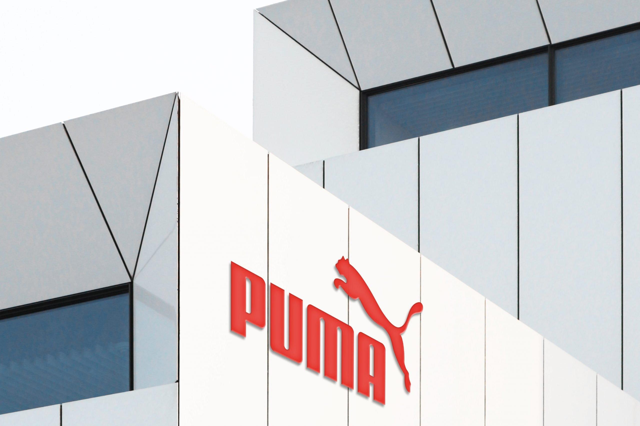 Free Luxury White Building Logo Mockup