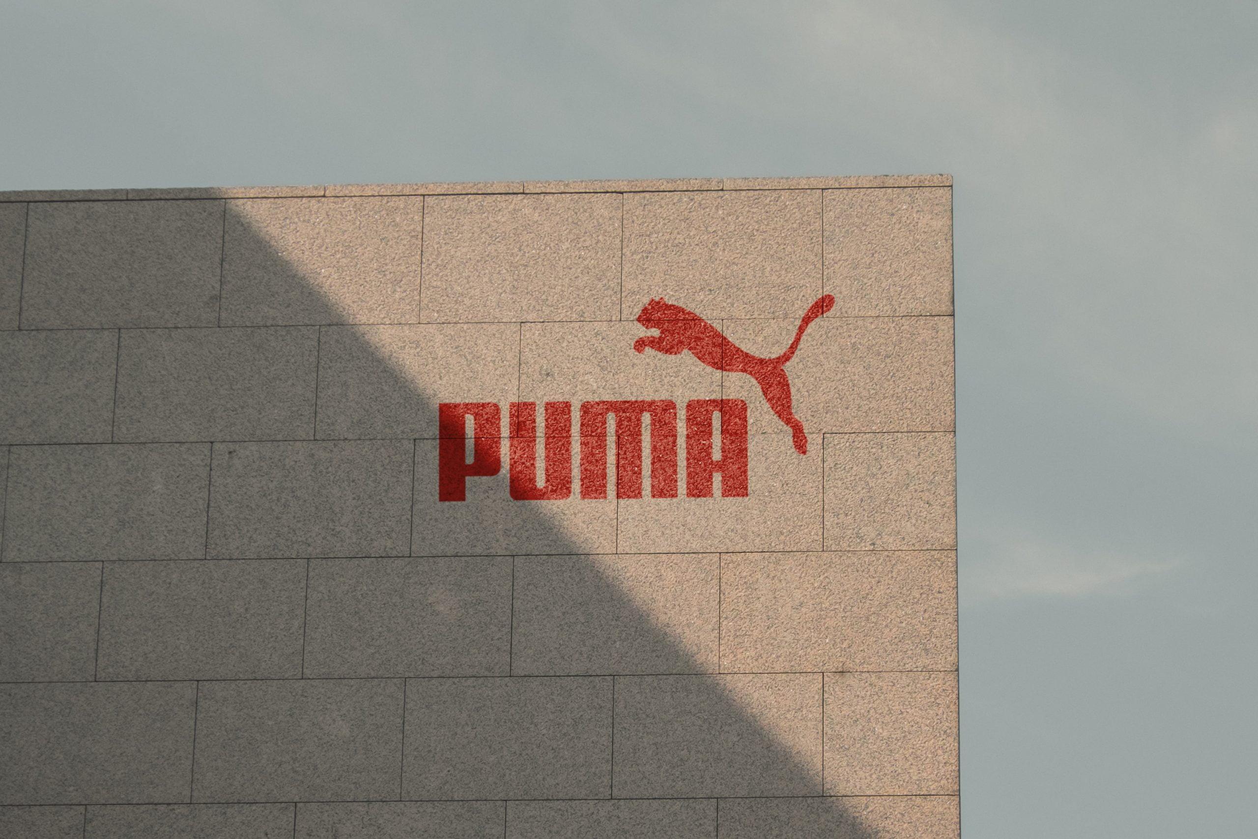 Free Sunset Wall Printed Logo Mockup Download