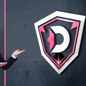 Letter D Logo Design Template