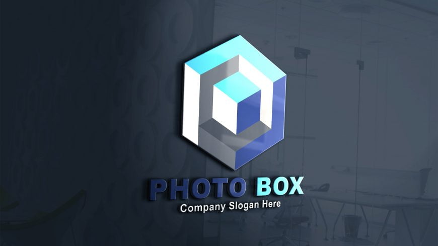 Photo Box Logo Design