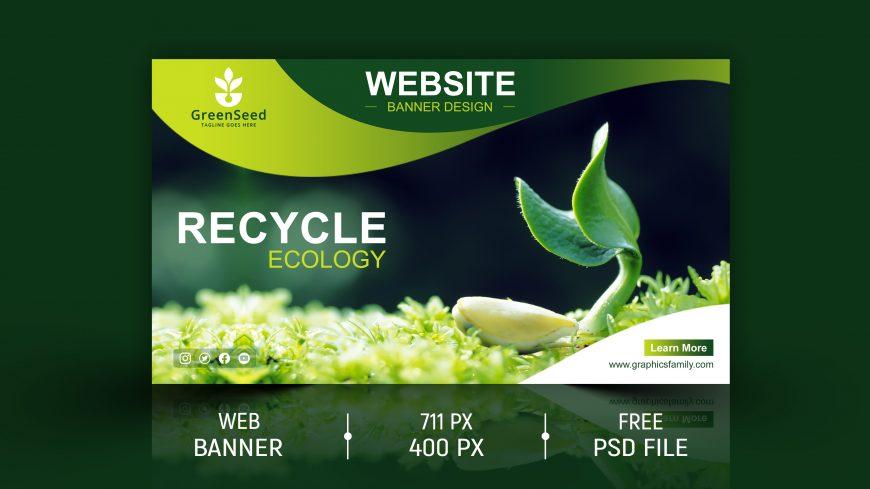 Professional Website Banner