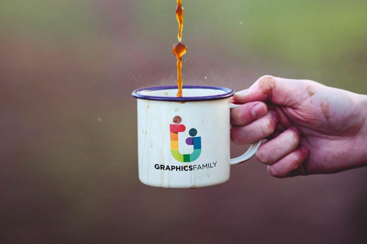 Download Tea Cup Mockup
