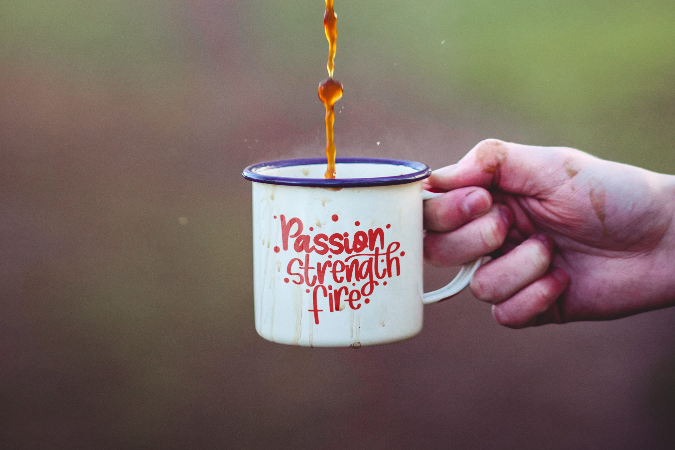 Tea Cup Mockup Download